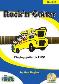 """""""Rock'n Guitar 2"""" Booklet"""