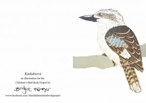 Greeting Cards with Kookaburra image